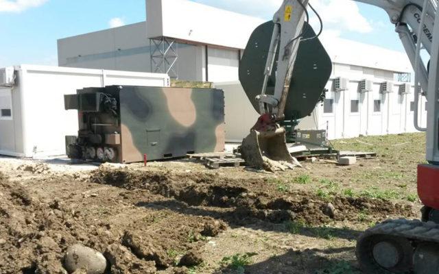 Aeronautica militare polacca | realizzazione impianti elettrici speciali a Catania